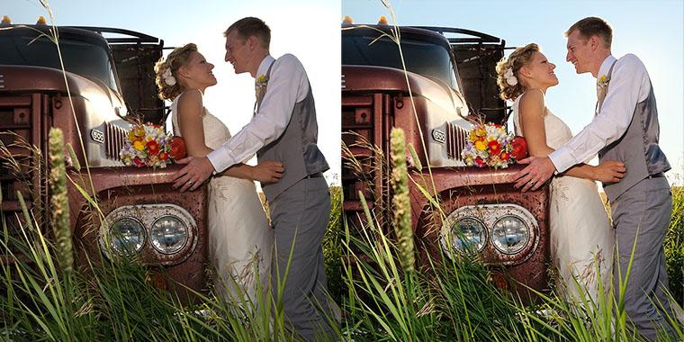 Photo Ninja case study: Brides, grooms, and dynamic range